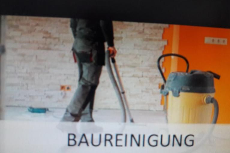 Baureinigung